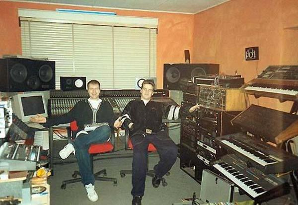Mark Bell's Roland Juno-106