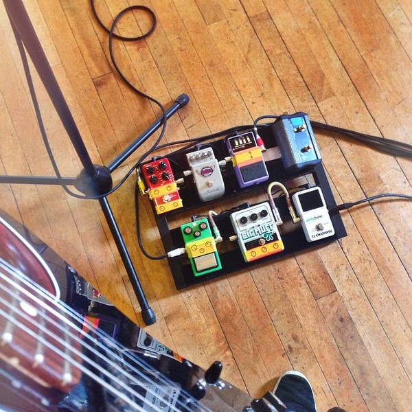 Brad Kavanagh's TC Electronic PolyTune Polyphonic Tuner Pedal