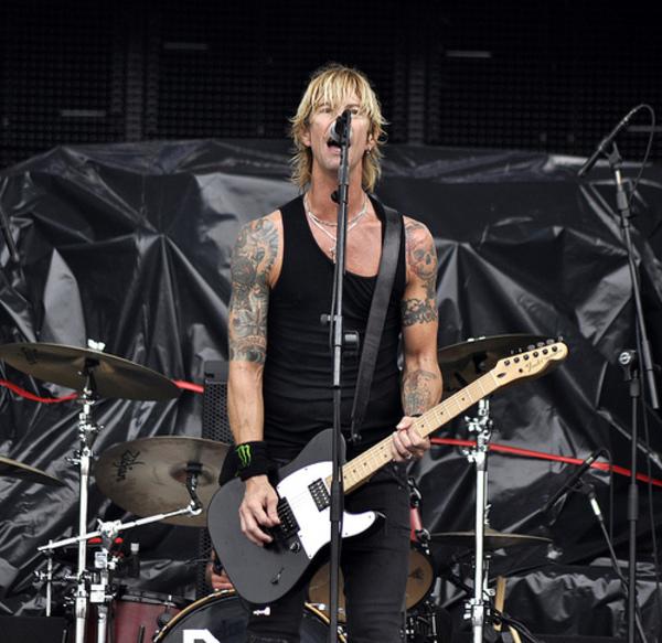 Duff McKagan's Fender Jim Root Telecaster   Equipboard®