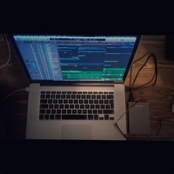 D-SAM's Apple MacBook Pro (Retina, 15-inch, Early 2013)