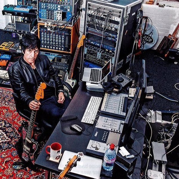 Johnny Marr's DigiTech XP-300 Space Station