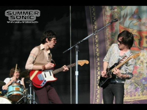Ryan Ross's Fender Competition Red Mustang