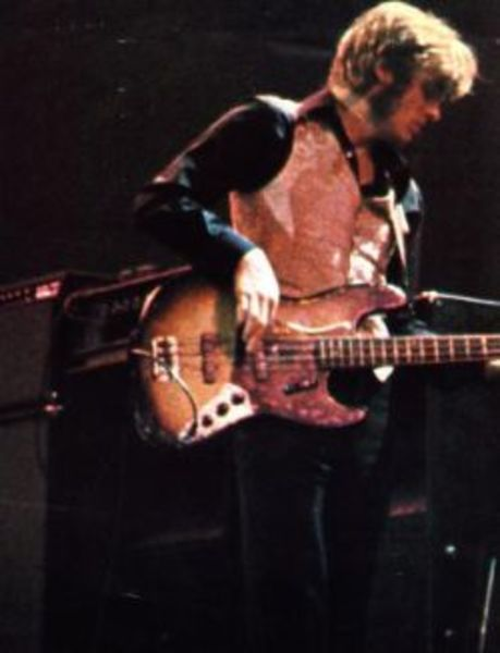 John Paul Jones's Fender Jazz Bass