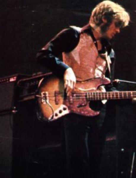 John Paul Jones's Fender Jazz Bass