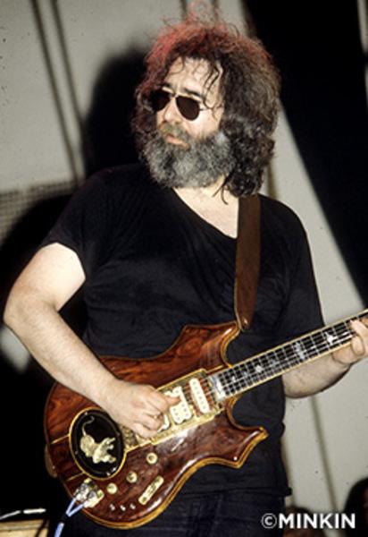 "Jerry Garcia's Doug Irwin ""Tiger"" Guitar"