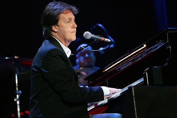 Paul McCartney's Shure Beta 58A Vocal Microphone