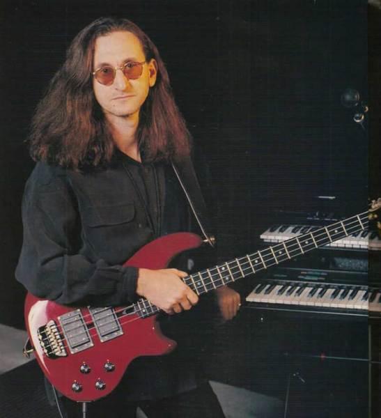 Geddy Lee's Wal MK II Bass