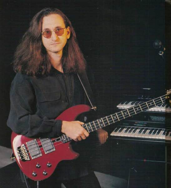 Geddy Lee's Wal MK II Bass