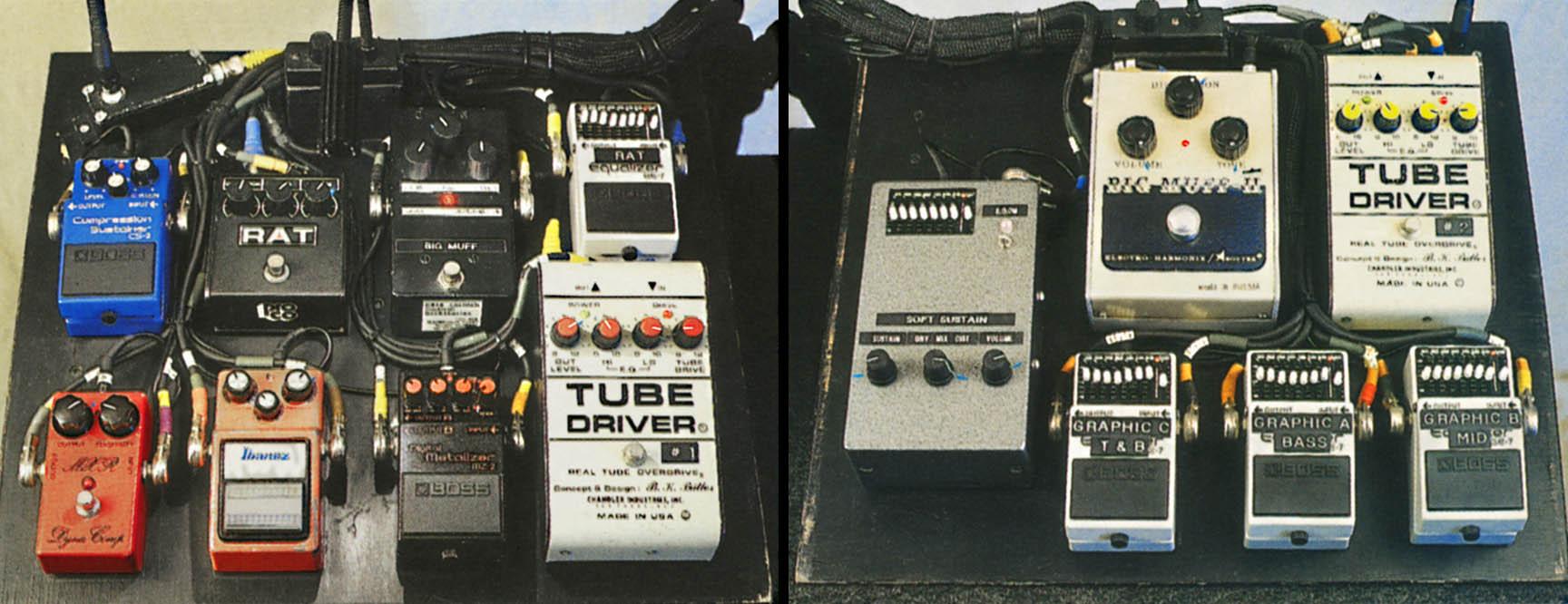 david gilmour 39 s boss mz 2 digital metalizer pedal equipboard. Black Bedroom Furniture Sets. Home Design Ideas