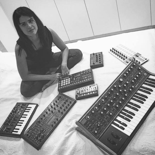 DJ ANNA's Arturia BeatStep Pro