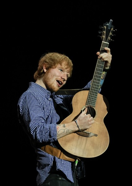 Ed Sheeran's Lowden WL-35