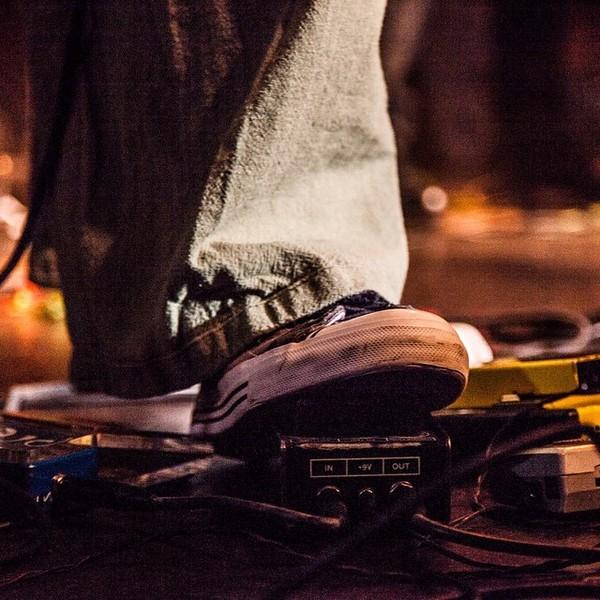 Leonid Feodorov's ZVex Wah Probe Guitar Effects Pedal