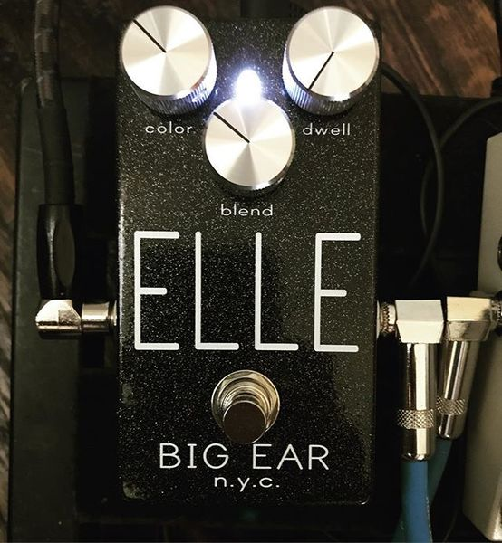 Joey McClellan's Big Ear N.Y.C. Loaf Fuzz Pedal