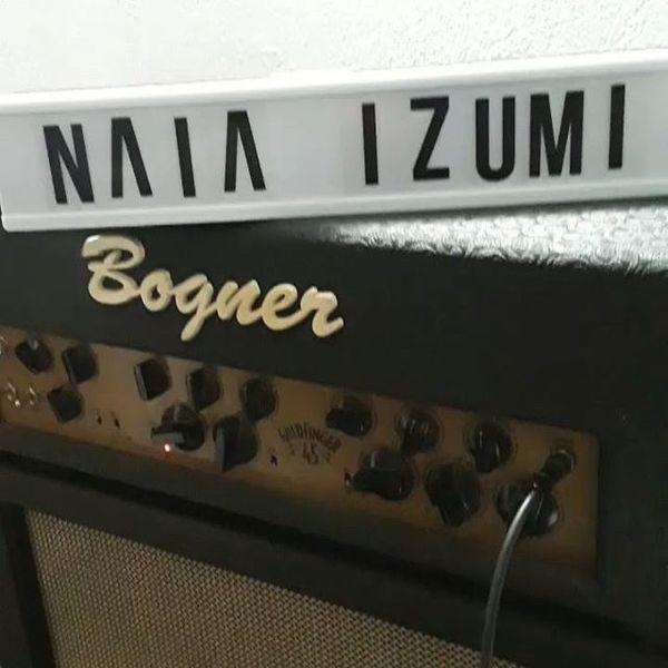 Naia Izumi's Bogner Goldfinger 45