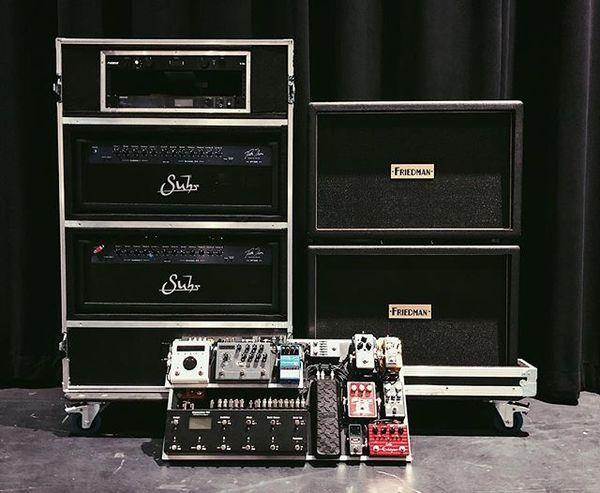 Daniel Macal's Electro-Harmonix Micro POG