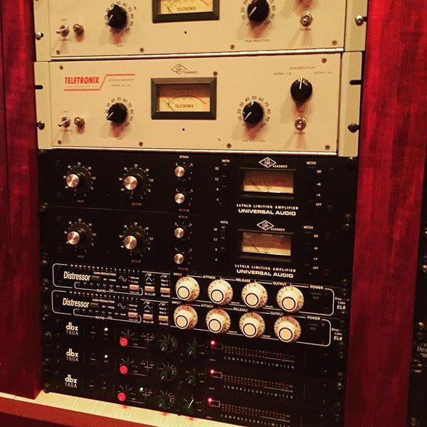 Josh Benton's DBX 160A Compressor