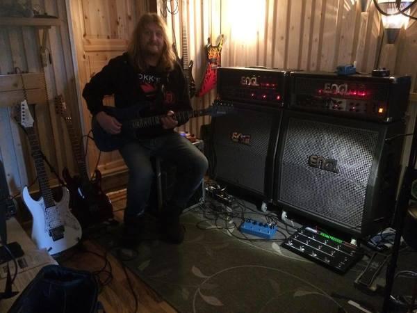 Trond Holter's Engl Fireball 100-Watt Tube Guitar Amp Head