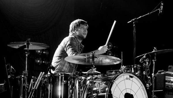 "Patrick Keeler's Paiste 24"" Giant Beat Ride Cymbal"