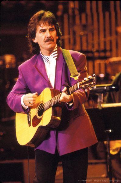 George Harrison's Kyser Quick-Change Capo