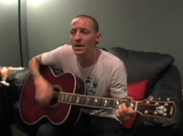 Chester Bennington's Yamaha CJ32