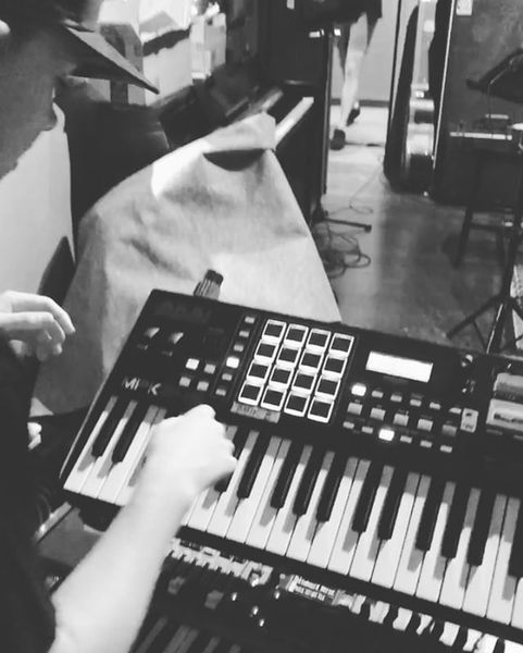 Jacob Sartorius's Akai MPK249 USB MIDI Keyboard