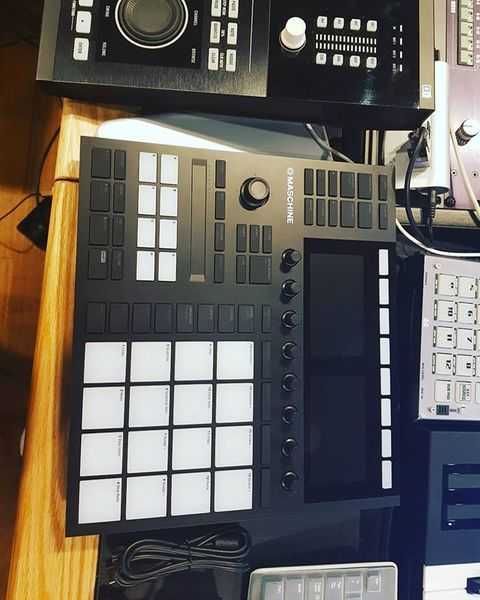 pdogg's Native Instruments Maschine MK3