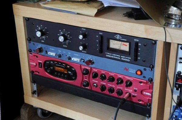 Trond Holter's Line 6 POD XT Pro Guitar Multi Effects Processor