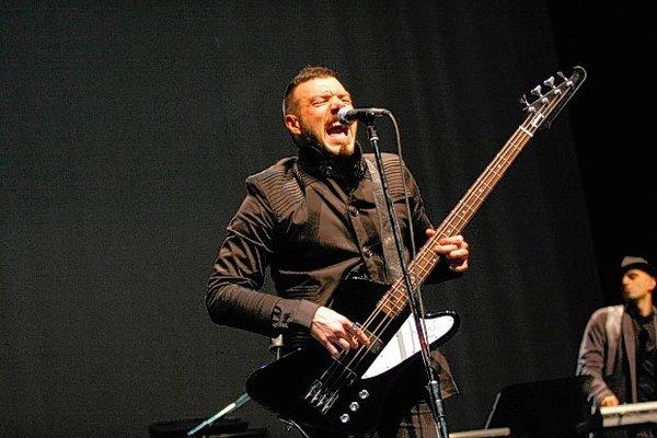 Fernando Ruiz Diaz's Gibson Thunderbird Studio Bass