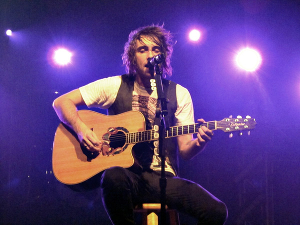 Alex Gaskarth's Takamine 2004 Limited Edition LTD2004 Acoustic-Electric Guitar