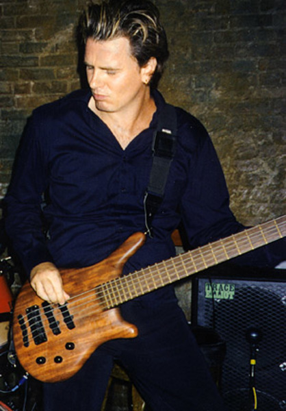 Nigel John Taylor's Warwick Thumb NT 5 Strings