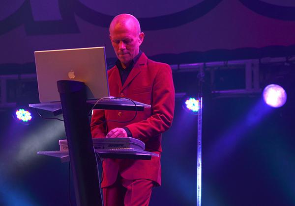 Vince Clarke's M-Audio Oxygen 8
