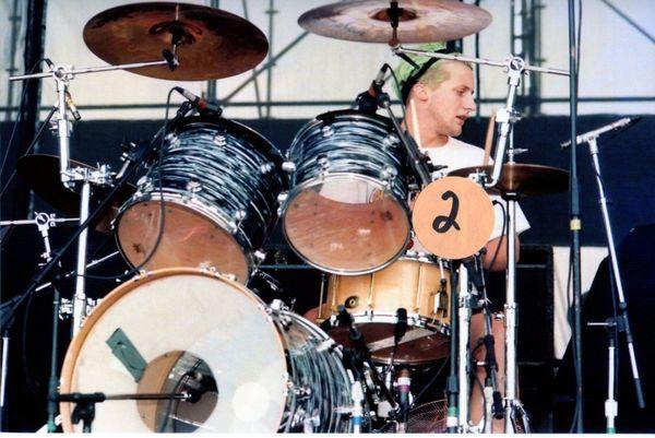 Tré Cool's Noble & Cooley 7x14 Snare Drum