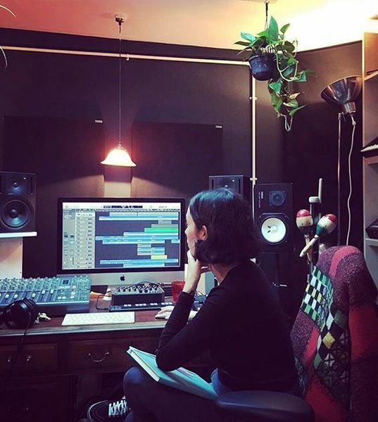 Kelly Lee Owens's Yamaha NS-10M Studio Monitor