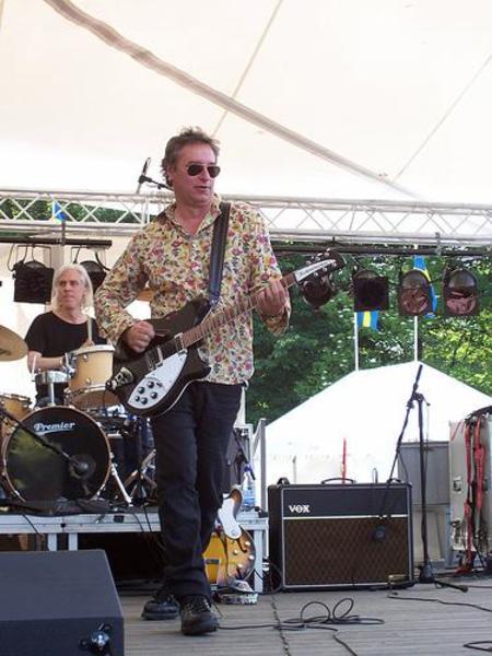 Peter Buck's Vox AC30 Guitar Combo Amp