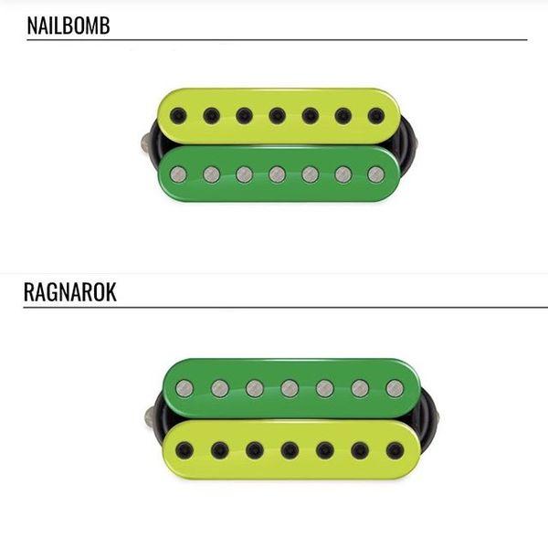Jamie Oldfield's Bare Knuckle Pickups Ragnarok Set