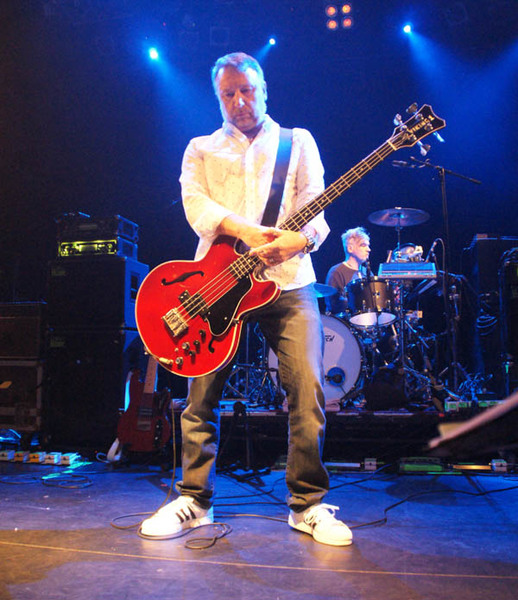 Peter Hook's Gibson EB-O