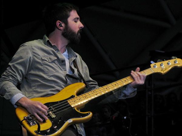 John Spiker's Fender Precision PJ Bass