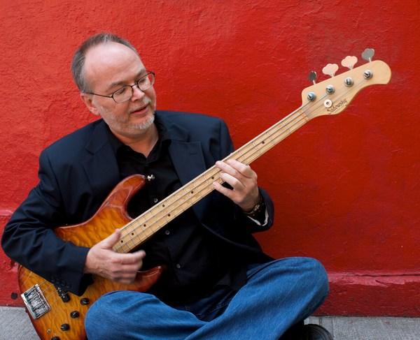 Walter Becker's Sadowsky Jazz Bass