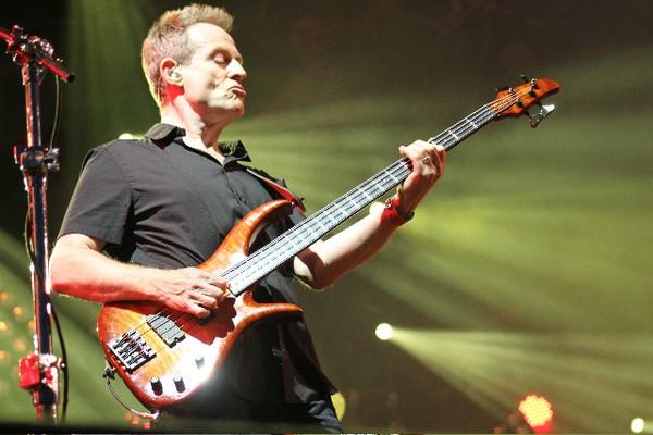 John Paul Jones's Manson E-Bass John Paul Jones Signature Bass Guitar