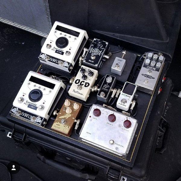 Peter Frampton's Eventide H9 Harmonizer Multi-Effects Pedal