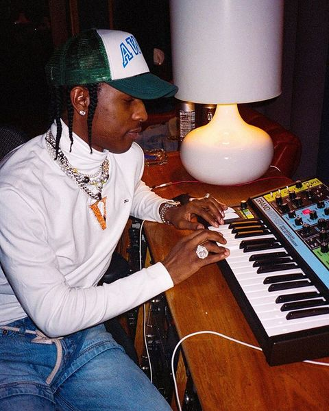 A$AP Rocky's Moog Grandmother