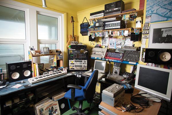 Fatboy Slim's Yamaha NS10 Studio Monitor