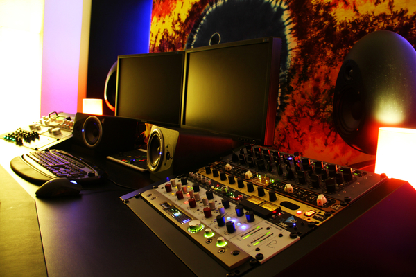 Acle Kahney's API 2500 Stereo Compressor