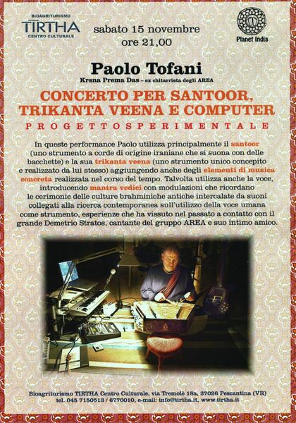 Paolo Tofani's Shure SM58