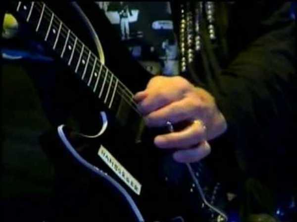 Tony Iommi's Steinberger Gm4s