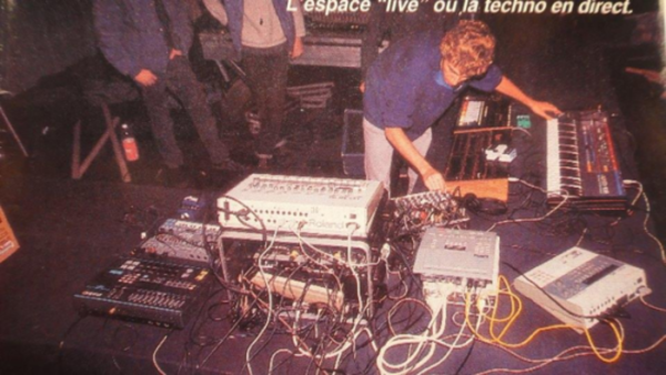 Daft Punk's Casio RZ1