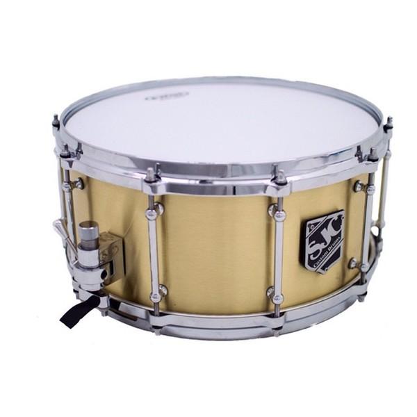 Sean Stockham's SJC Custom 3mm Brass Snare