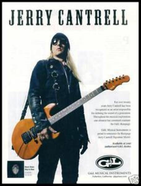 jerry cantrell 39 s g l tribute rampage whiskey equipboard. Black Bedroom Furniture Sets. Home Design Ideas