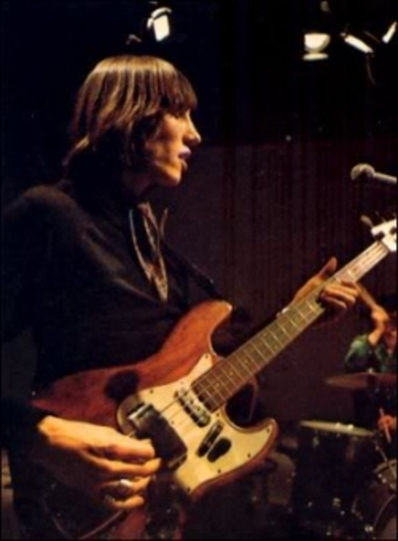Roger Waters's Fender Jazz Bass