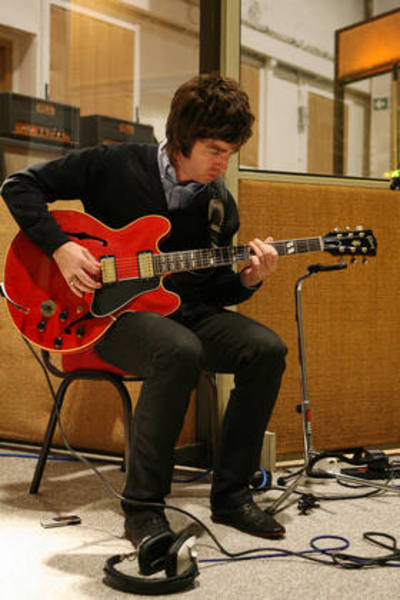 Noel Gallagher's Gibson ES-345 Electric Guitar
